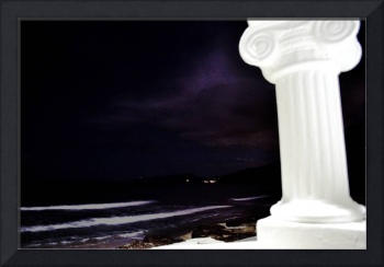 Corfu / Column / Beach