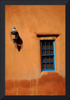 Santa Fe - Adobe Window and Light
