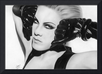 Drawing P!nk Covergirl 001