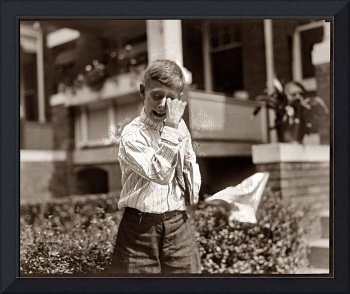 Boy Crying (1920) is all the caption card has to s