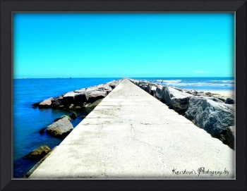 Port Aransas Jetty