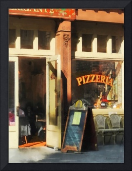 South Street Seaport Pizzeria
