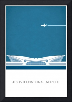JFK International Airport w