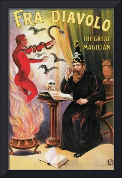 Fra Diavolo - The Great Magician