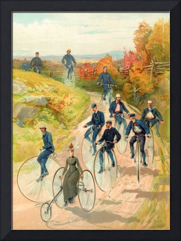 SUNDAY CYCLISTS