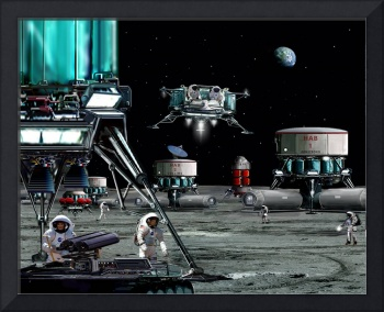 Apollo Moonbase