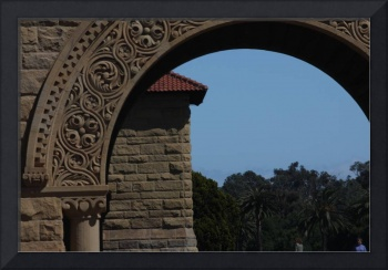 Arch & Building, Stanford University