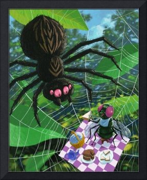 spiderweb picnic