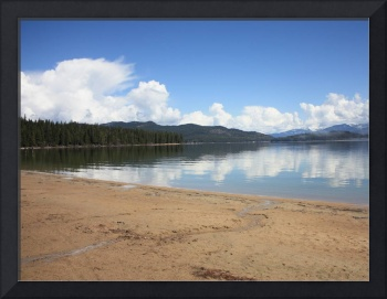 Priest Lake Beach