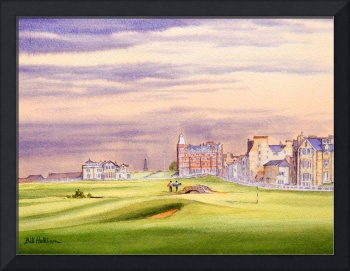 St Andrews 17Th Green
