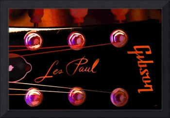 Les Paul Gibson Guitar