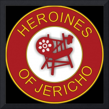 Heroines of Jericho banner