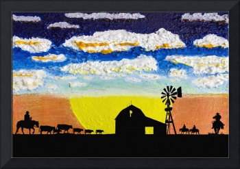 Original Sunrise Sunset Ranch w1a