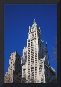 Woolworth Building - New York City 2013