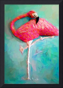 FLAMINGO BY TOM SACHSE