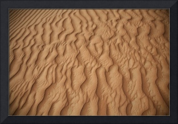 Sand Patterns in the Desert 2