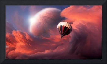 Exciting Trip In The Sky In A Balloon
