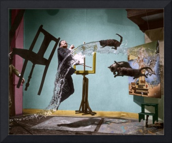 Dali Atomicus Colorized