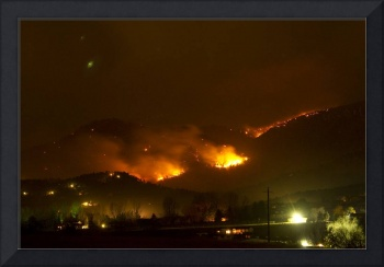 Lefthand Canyon Wildfire Boulder County Colorado 3