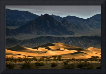 DEATH VALLEY DUNES 11