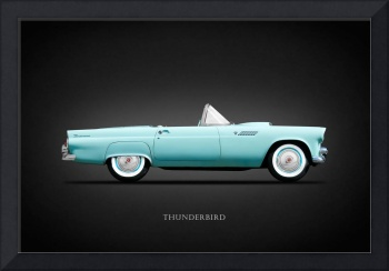 The 1955 Thunderbird
