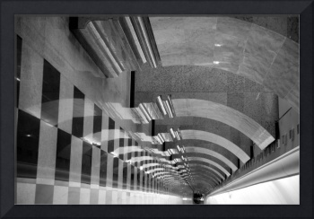 Metro Tunnel Reflections 2