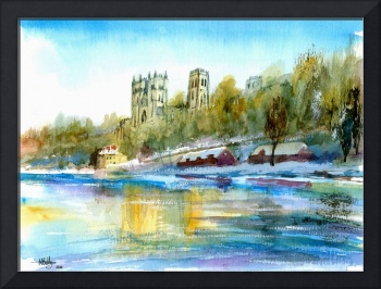 Durham Cathedral, Frozen Wear