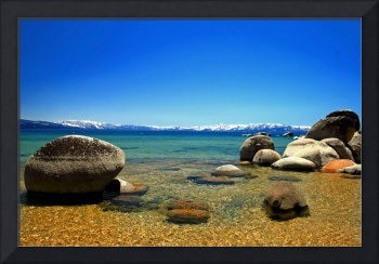 Lake Tahoe Photography Art