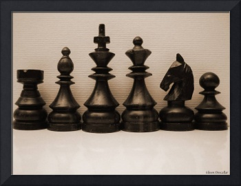 Chess Family Portrait
