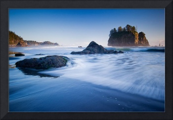 Second Beach - Olympic National Park