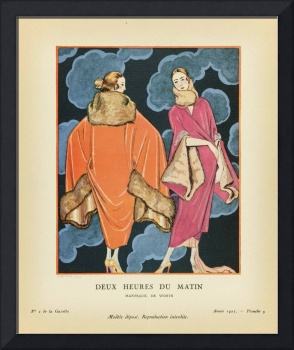 Fashion Poster 1900-1920s Series - 19