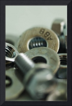 Nuts and Bolts I, Vertical - 3944