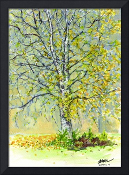 The Yellow Tree