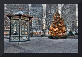 Rittenhouse Square Christmas Tree