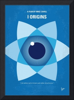 No1055 My i origins minimal movie poster