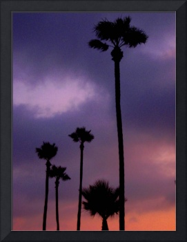 Newport Beach Sky at Dusk