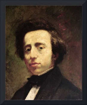 Portrait of Frederic Chopin