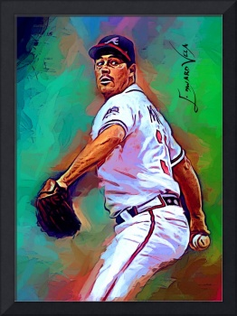 Greg Maddux #6 Wall Art