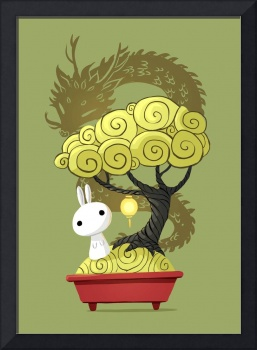 Bonsai Bunny