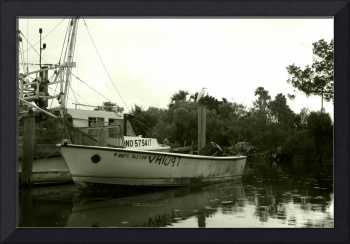 Florida Gulf Coast Fishing Boats