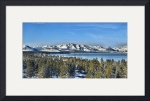 Tahoe Snow by David Smith