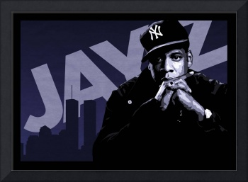 Jay-Z Pop Art