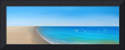 Zen Beach Panoramic