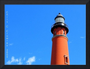 Top Of the Ponce Inlet Lighthouse
