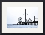 Galveston Pleasure Pier by Dave Wilson
