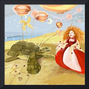 Alice and turtle