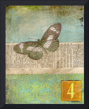 Literary Butterfly 2
