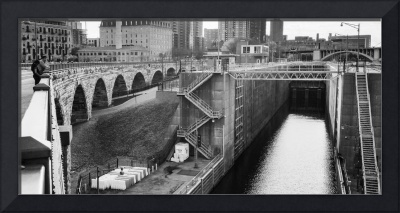 St. Anthony Lock and Dam II