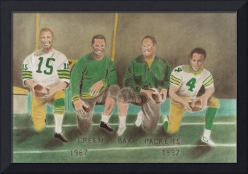 Green Bay Packers - 1963-1993