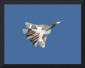 Sukhoi T 50 Stealth Fighter